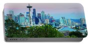 Pastel Seattle Portable Battery Charger