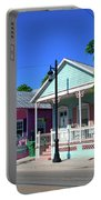 Pastels Of Key West Portable Battery Charger