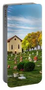 Pastoral Morn Portable Battery Charger