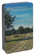 Pastoral Off Poplar Hill Road Portable Battery Charger