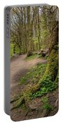 Path In Judy Woods Portable Battery Charger