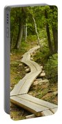 Path Into Unknown Portable Battery Charger