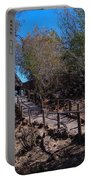 Path To Baobab Lodge Portable Battery Charger