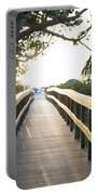 Path To Marco Island Beach Portable Battery Charger