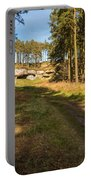 Path To St Cuthbert's Cave Portable Battery Charger