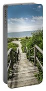 Path To The Beach Portable Battery Charger