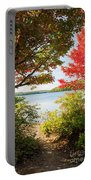 Path To The Lake Portable Battery Charger