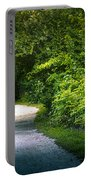 Path To The Secret Garden Portable Battery Charger