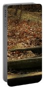 Paths Of The Seasons Portable Battery Charger