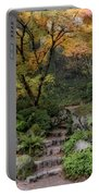 Pathway Into Fall Portable Battery Charger
