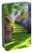 Pathway To Heaven Portable Battery Charger