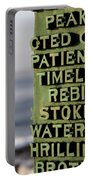 Patience Portable Battery Charger
