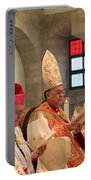 Patriarch Fouad Twal Portable Battery Charger