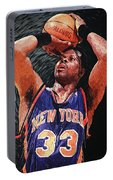 Patrick Ewing Portable Battery Charger