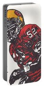 Patrick Willis Portable Battery Charger