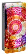 Pattern Art 004 Portable Battery Charger