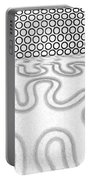 Patterns Portable Battery Charger
