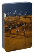 Patterson Pass Wind Farm Portable Battery Charger