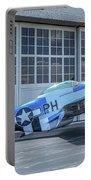 Paul 1 P-51d Mustang Portable Battery Charger