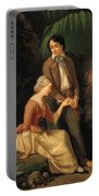 Paul And Virginie Portable Battery Charger