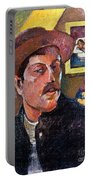 Paul Gaugin (1848-1903) Portable Battery Charger