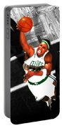 Paul Pierce In The Paint Portable Battery Charger