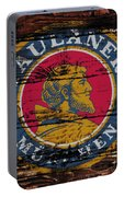 Paulaner Beer Sign  Portable Battery Charger