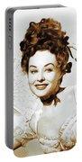 Paulette Goddard, Hollywood Legend Portable Battery Charger