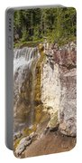 Paulina Creek Falls From The Top Portable Battery Charger