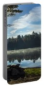 Pauper Lake Morning Portable Battery Charger