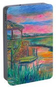 Pawleys Island Atmosphere Stage One Portable Battery Charger