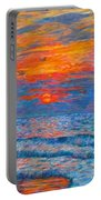 Pawleys Island Sunrise In The Sand Portable Battery Charger