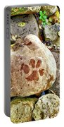 Paws On The Rocks Portable Battery Charger