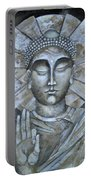 Peace Buddha Portable Battery Charger