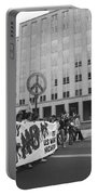 Peace March 1986 Portable Battery Charger