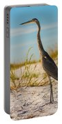 Peace On The Beach Portable Battery Charger
