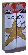 Peace Talk Portable Battery Charger