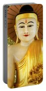Peaceful Buddha Portable Battery Charger