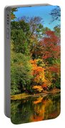 Peaceful Calm - Allaire State Park Portable Battery Charger