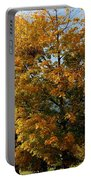 Peaceful Country Road Portable Battery Charger