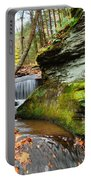 Peaceful Flow Portable Battery Charger