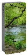 Peaceful Scene Portable Battery Charger