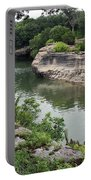 Peaceful Surroundings Portable Battery Charger