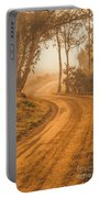 Peaceful Tasmania Country Road Portable Battery Charger