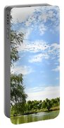 Peaceful View - Bradfield Park 18-37 Portable Battery Charger