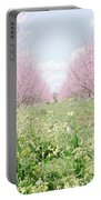 Peach Orchard 4 Portable Battery Charger