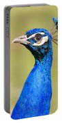 Peacock - 2 Portable Battery Charger