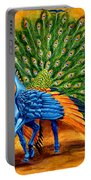Peacock Pegasus Portable Battery Charger