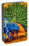 Peacock Pegasus Portable Battery Charger