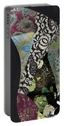 Pear Brocade II Portable Battery Charger